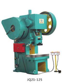 JQ系列开式气动离合压力机