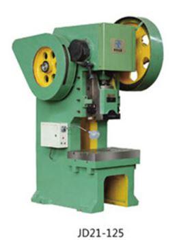 JD21系列形式固定台压力机